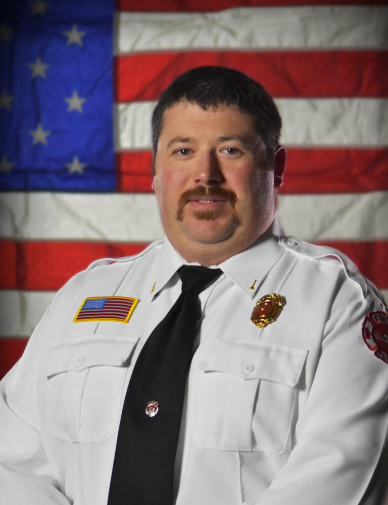 Captain Jeff Tuschel