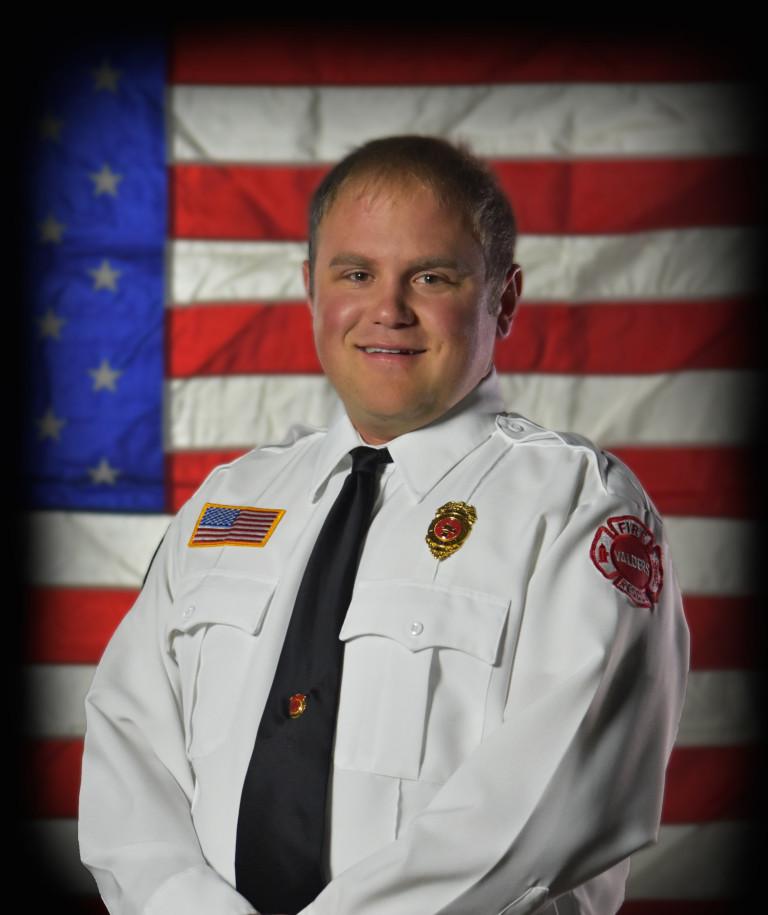 Lieutenant Dustin Hammel
