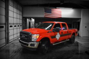 Utility 30: 2015 Ford F-250