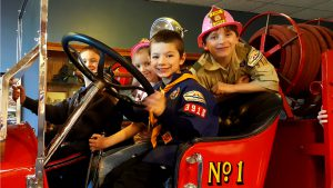 Valders Fire and Rescue Kids